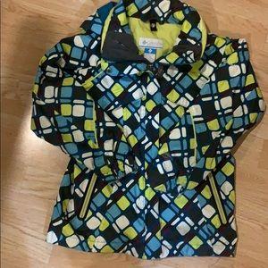 Girls Columbia Jacket 7/8